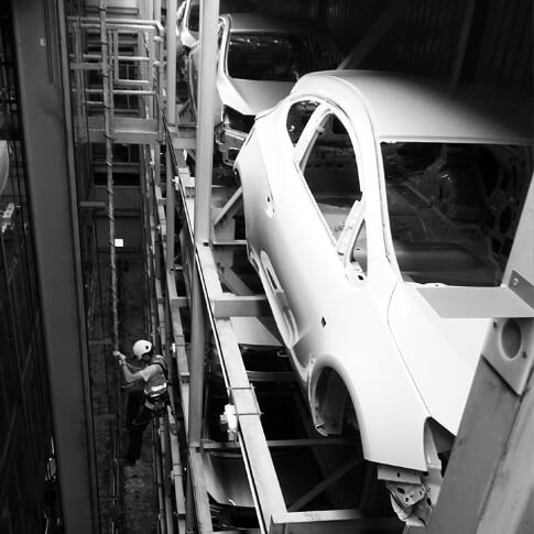Accen fall protection systems - Automotive