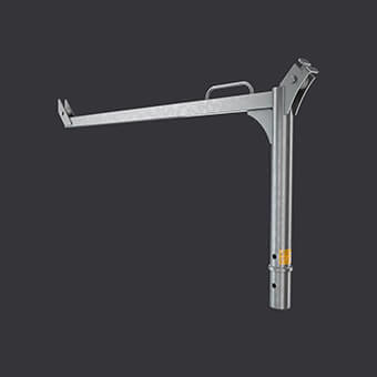 Facade access system - FAS Davit universal boom