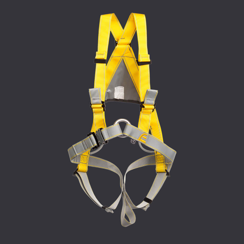 Accen safety harnesses - personal protection system