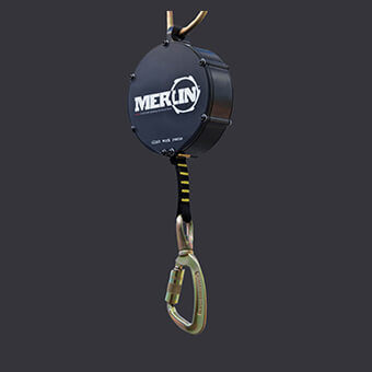 Merlin Accen - fall arresting device - personal protection