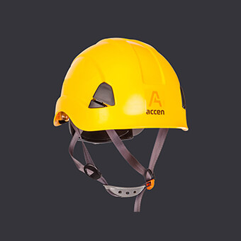 LOKI Safety helmet - Accen - personal protection