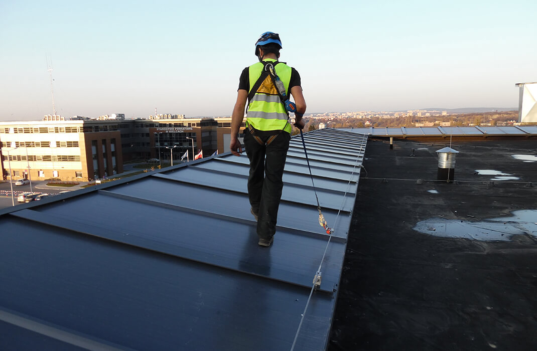 Construction sector – Accen protection systems – projects