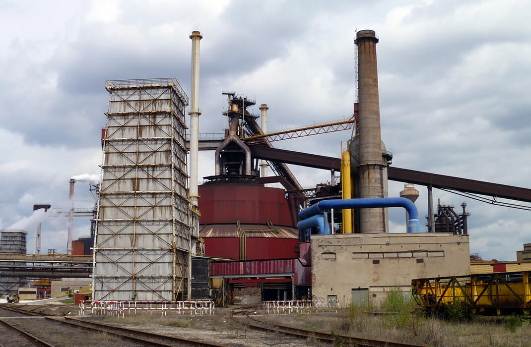 Heavy industry – Accen protection systems – projects