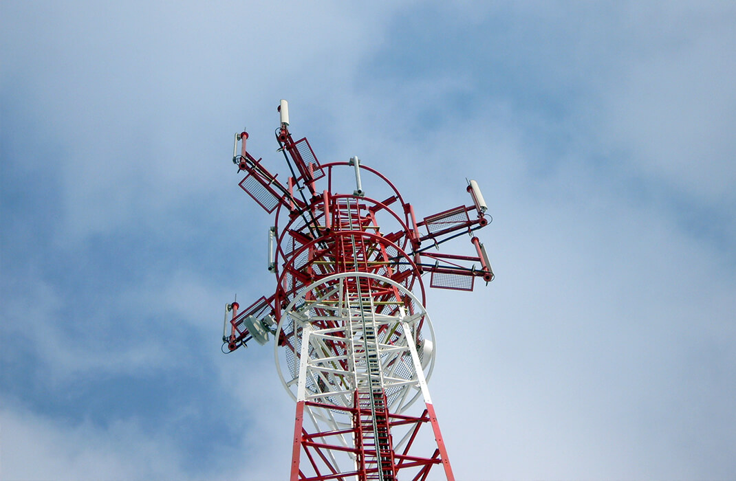 Telecommunications – Accen protection systems – projects